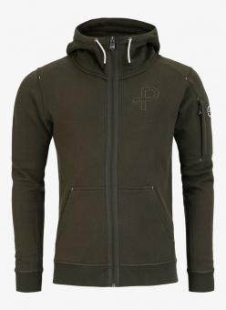 Pelle P-hoodie Khaki Green