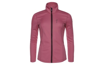 Pelle P Plannard Zip Heather Rose