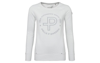 Pelle P Lodge Sweater White