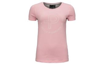 Pelle P T-shirt Circle Print Ice Pink