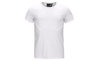 Pelle P Badge Tee White
