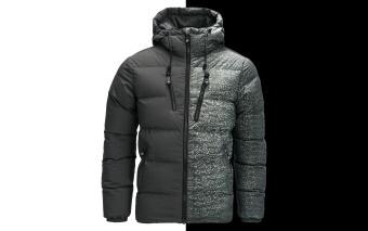 Peller P Bernard Reflective Jacket Charcoal