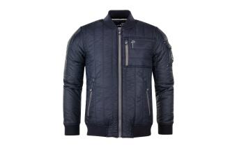 Pelle P Mistral bomber jacket
