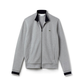 Lacoste Zip Sweater
