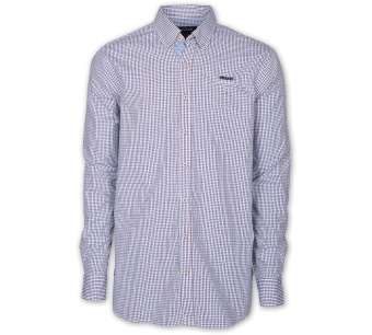 Sebago Jenson Checked Shirt B.D
