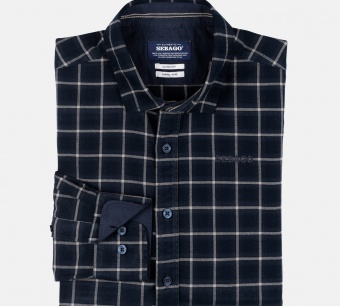 Sebago Marine Checked Shirt
