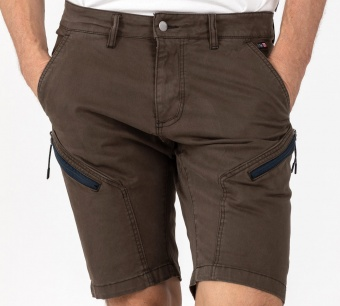 Sebago Cabain Shorts Mud