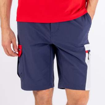 Sebago Performance Cargo Shorts Navy