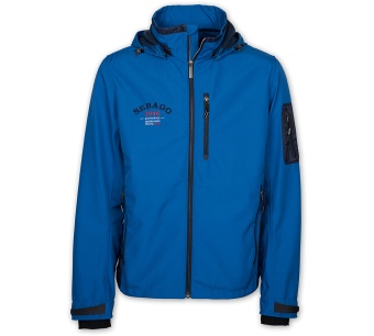 Sebago Peter Softshell Jacket True Blue