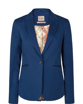 Mosmosh Blake Cole Blazer Dark Blue