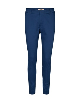 Mosmosh Abbey Cole Pant Dark Blue Ankle