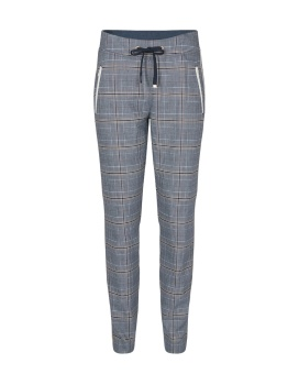 Mosmosh Levon Chester Pant Blue