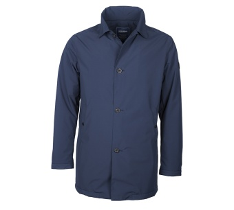 Sebago Asher Primaloft Tech Coat Navy