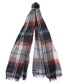 Barbour Summer Dress Tartan Wrap