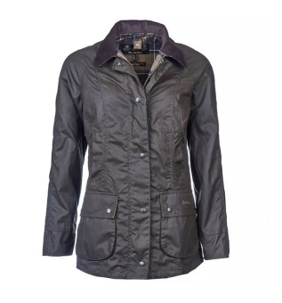 Barbour Beadnell Wax Navy