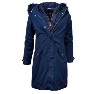 Barbour Bute Jacket Navy/Jupiter