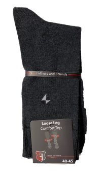 Fathers & Friends Comfort Top Grey
