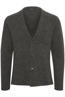 Matinique George Knit Dark Grey Melange