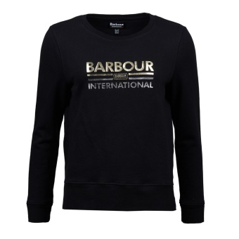 Barbour Dual Overlayer Black