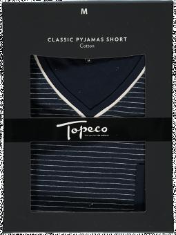 Topeco Pyjamas kort, bomull