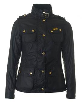 Barbour International Fins Wax Jacket