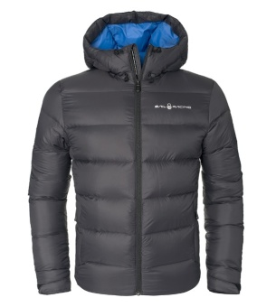 Sail Racing Gravity Jacket Phantom Grey