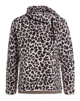 Oui Tröja Leopard
