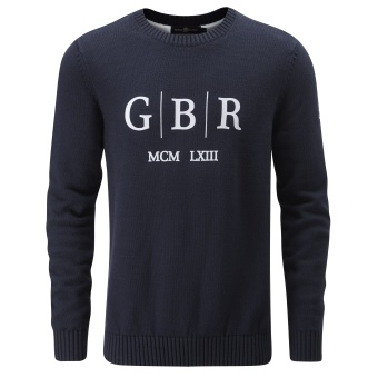Henri Lloyd Kersal Regular Crew Neck Knit