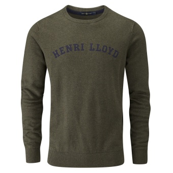 Henri Lloyd Gell Regular Crew Neck Knit