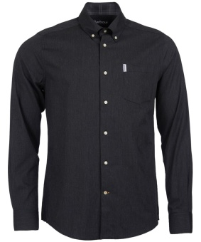 Barbour Lambton Shirt - Charooal