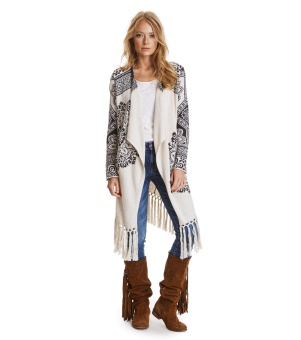 Odd Molly Under the moon long cardigan