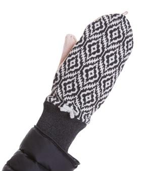 Odd Molly Girl power mitten