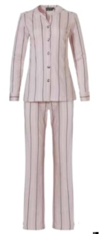 Pastunette Pyjamas Light Pink