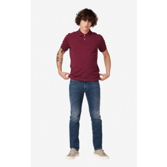 Boomerang Joe Organic cotton S.S. polo pique