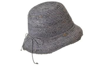 Seeberger Hatt Marin Blå