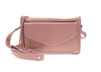 Saddler Tova Pink
