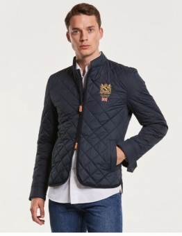 Morris Trenton Quilted Jacket