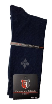 Fathers & Friends Winston Navy 40-45