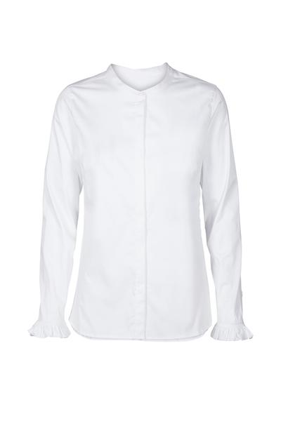 Mos Mosh Mattie Shirt White