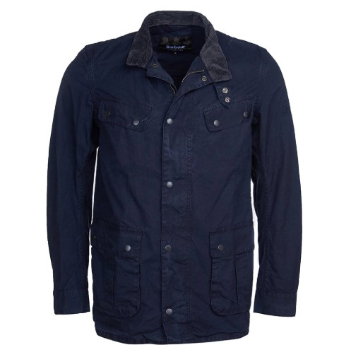Barbour International Summer Wash Duke