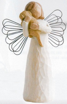 Angel of Friendship 14 cm