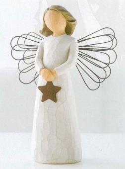 Angel of light (ljusets ängel) 12,5cm