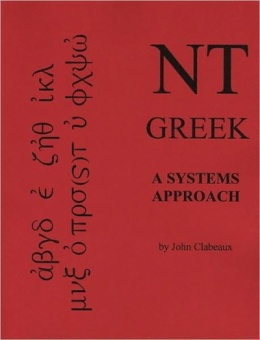 NT Greek, A Systems Approach