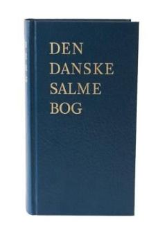 Danske Salmebog, blå - Nytt omslag