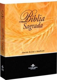[Bibeln, portugiska] Biblia Sagrada: Almeida Revista e Atualizada