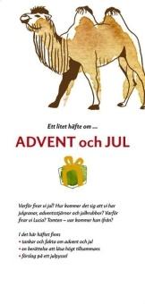 Advent och Jul - 25-pack