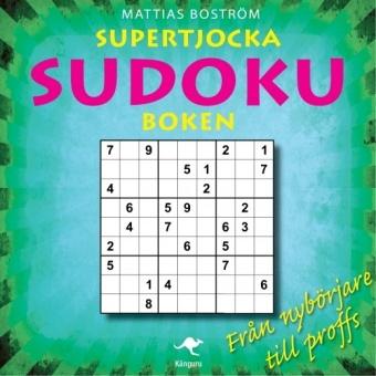 Supertjocka sudokuboken