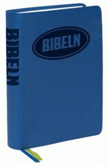 Bibel, konfirmation, blå