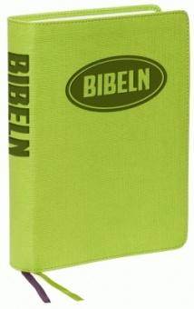 Bibel, konfirmation, grön
