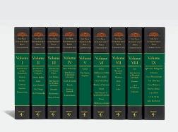 New Interpreter's Bible Commentary Ten Volume Set